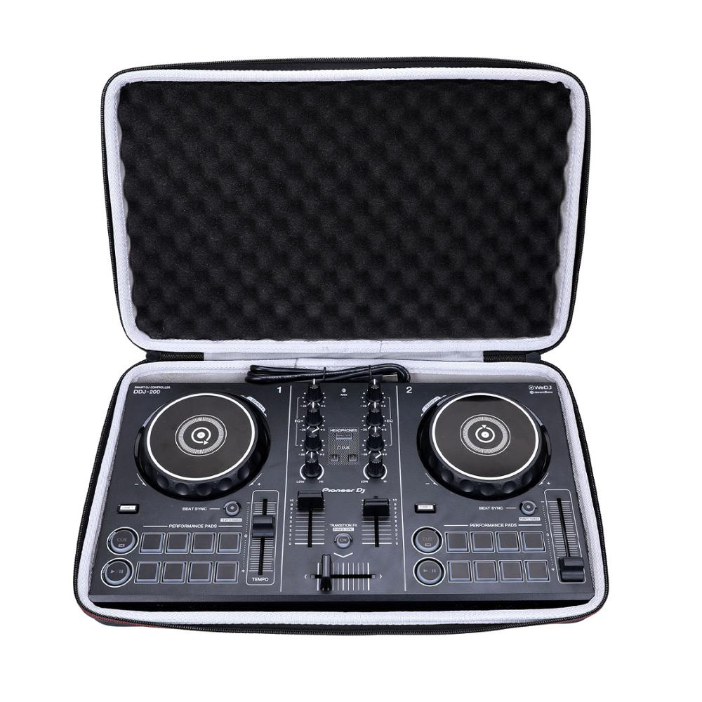 LTGEM EVA Hard Case for Pioneer DJ Smart DJ Controller DDJ-200