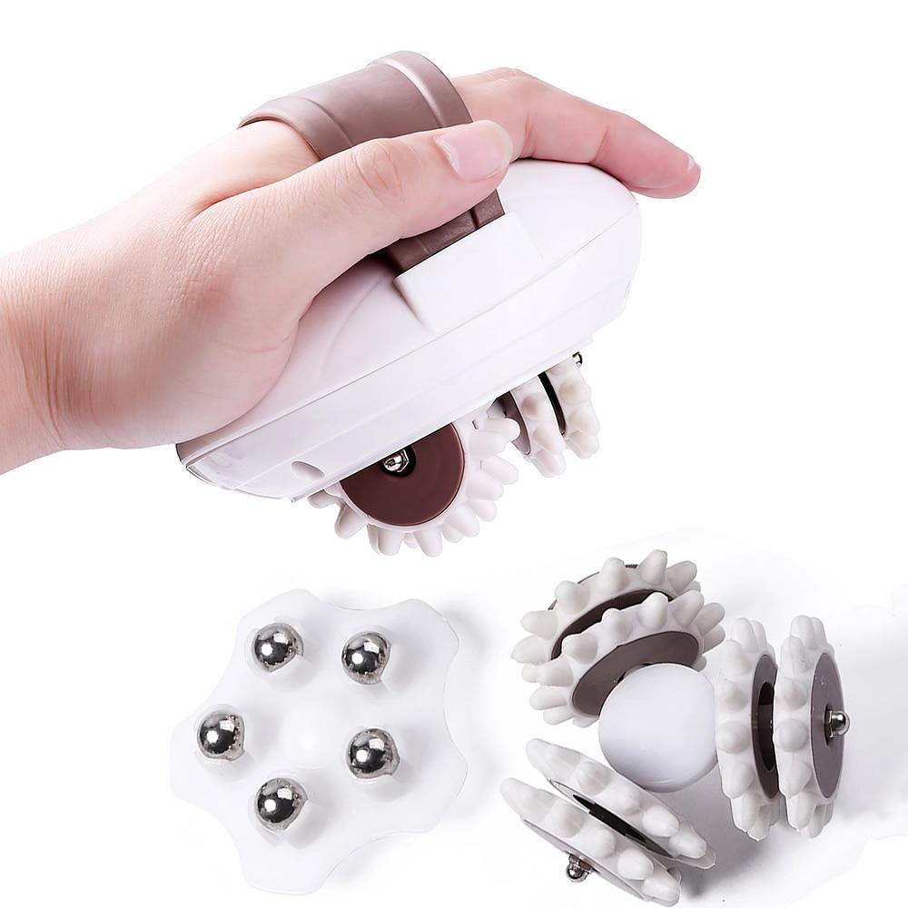 DIOZO 3D électrique Massage rouleau électrique corps minceur masseur graisse brûleur Machine soulager Muscle Anti-Cellulite appareil de Massage