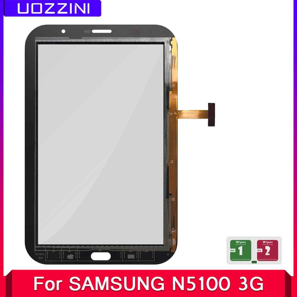 10 Pcs/Lot 8.0'' New For Samsung Galaxy Note 8.0 GT-N5100 Samsung N5100 Touch Screen Digitizer Replacement