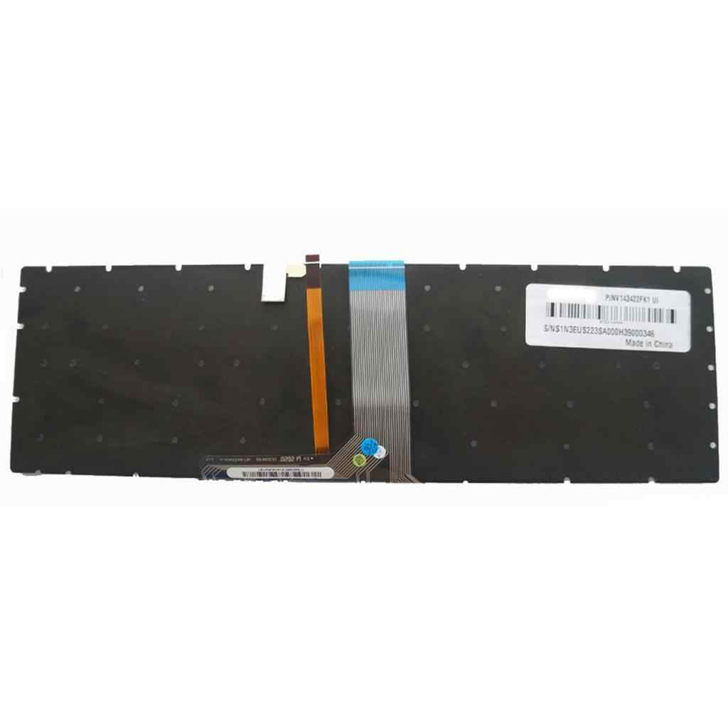 米国のレイアウトの交換キーボード msi GE72 GE62 WS60 GS60 GS70 GT72 GP62 GP72 GT73VR GS72 GL62VR キーボード高品質
