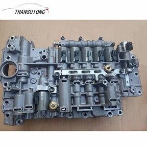 Image 3 - Corps de soupape pour boîte de vitesses 09D TR60SN, pour transmission automatique, VW Audi Porsche (distingué avec ou sans capteur de pression)