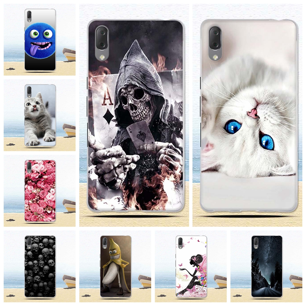 Soft TPU Phone <font><b>Cases</b></font> for <font><b>Sony</b></font> <font><b>Xperia</b></font> <font><b>L3</b></font> <font><b>Case</b></font> Silicone Cover Ultra Thin Slim Pattern Phone Shockproof for <font><b>Sony</b></font> <font><b>L3</b></font> I4312 I3322 image