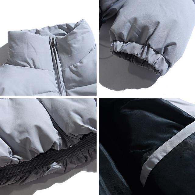 Men's Warm Thick Streetwear Jacket 5