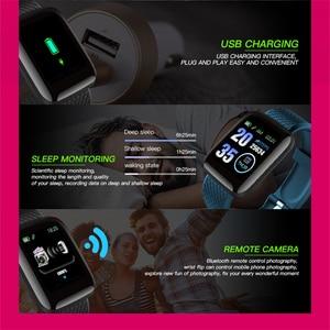 Image 4 - GEJIAN D13 Men Smart Watch Blood Pressure Waterproof Smartwatch Women heart rate monitor fitness watch Sport For Android IOS