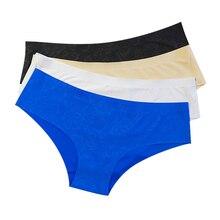 Hot Sale Seamless Briefs Everyday Underwear Women Panties Tr