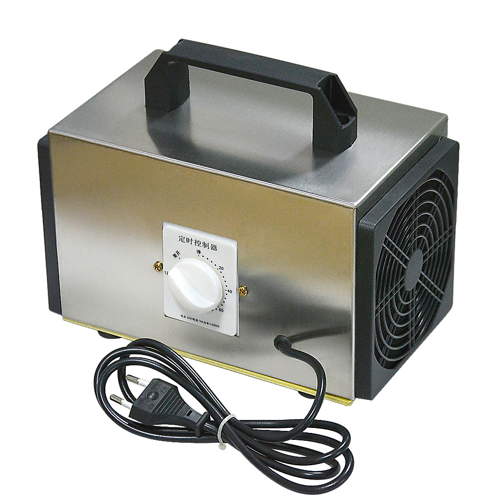 Ozone Generator 10g 15g 20g Ozone Machine Air Purifier Air Cleaner Timing Disinfection Sterilization Cleaning Formaldehyde
