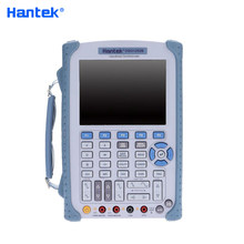 Hantek DSO1202B Handheld Oscilloscope 2 Channels 200MHz with 5.7 Inch TFT Color LCD Display 6000 Multimeter 1GSa/s Sample Rate(China)