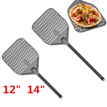 Pizza Shovel Peel Big long Aluminum With Long Handle Pastry Tools Peels Shovel Peel Paddle Pizza Cake Baking Tools