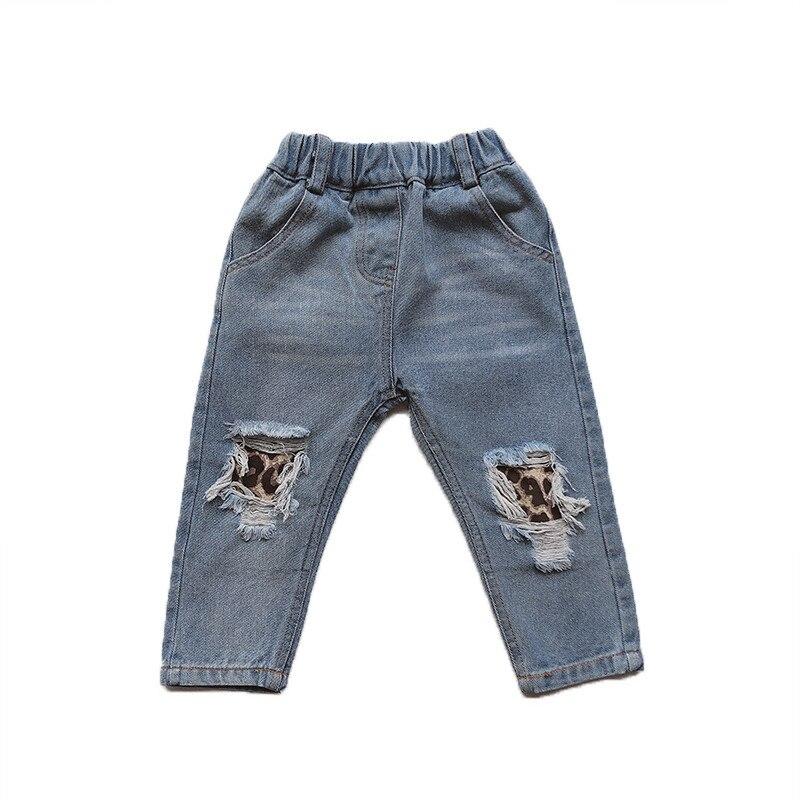 calças de brim 2020 nova primavera crianças