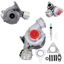 лучшая цена Turbocharger 1.9TDI 2.0TDI 96KW 103KW for VW AUDI 717858-0002 038145702G Series
