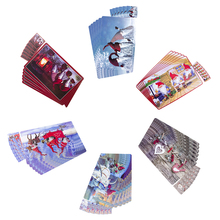 12pcs Drinks Coasters Table Cup Mat Christmas Decorations Placemats Creative Printing PVC Insulation Supplies