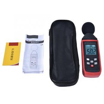 TA8151 LCD cyfrowy miernik poziomu hałasu wykrywania Tester danych decybeli pomiaru 30-130dB poziomu dźwięku narzędzie pomiarowe tanie i dobre opinie Hilitand Digital Sound Level Meter 40 ~ 130dB