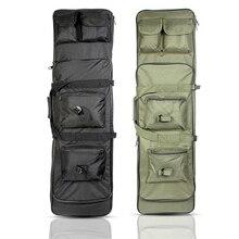 Accessoires de fusil tactique Airsoft fusil étui à fusil sac de chasse en Nylon pistolet Hoslter épaule sac à dos 3 taille