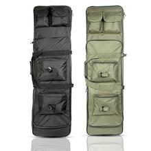 Tactical Rifle Accessories Airsoft Rifle Gun Case Hunting Bag Nylon Gun Hoslter Shoulder Backpack 3 Size