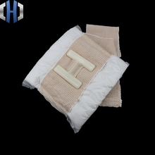 First Aid Wound Tourniquet H-shaped 4 Inch Israeli Bandage Unit First Aid Training Outdoor Camping Training Necessary Tourniquet iso baby airway obstruction first aid model baby airway obstruction cpr training model baby first aid training model