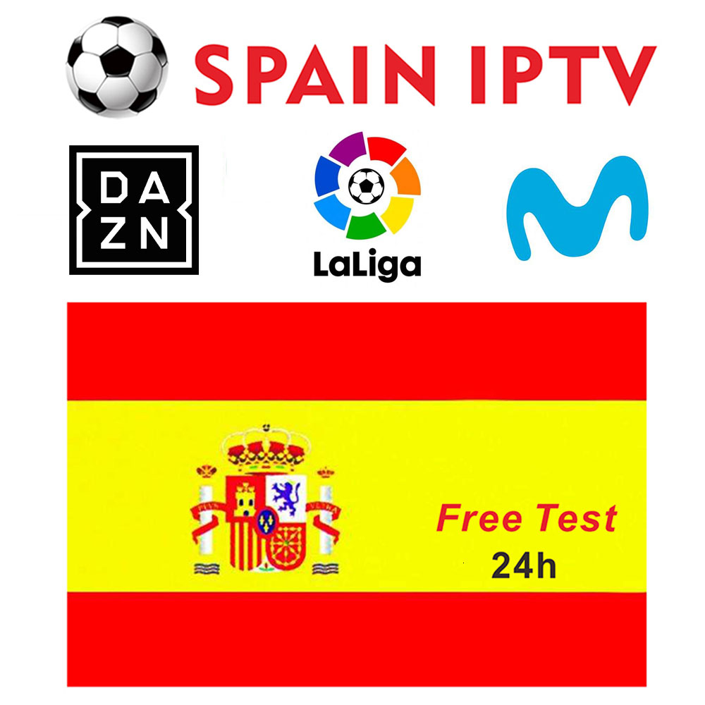 Stable Europe Iptv M3u Subscription Spain DAZN Portugal Polish Belgium Turkish Movistar UK Hd Tv Code Free Test For Android Box