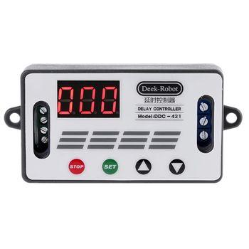 цена на DC 12V DDC-431 Timer Delay Relay Switch Digital LED Display Delay Controller MOS 19QB