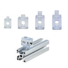 1 шт., алюминиевый разделительный блок 2020, 3030, 4040, 4545
