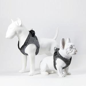 Image 1 - Petkit Zachte Hond Harnas Vest Ademend Outdoor Gewatteerde Hond Harnas Vest Verstelbare Puppy Small Medium Honden Harnais Chien
