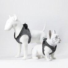 Petkit arnés suave para perros arnés acolchado para perro transpirable para exteriores, chaleco ajustable para cachorro, arnés para perro pequeño y mediano