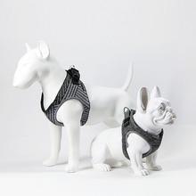 Petkit רך לחיות מחמד כלב לרתום אפוד לנשימה חיצוני מרופד כלב לרתום אפוד מתכוונן עבור גור קטן בינוני כלבים Harnais Chien