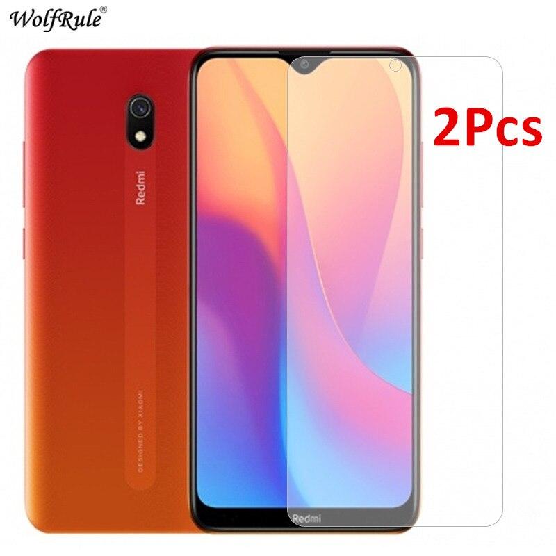 2Pcs Glass For Xiaomi Redmi 5A 8 7 4A S2 Note 8 Screen Protector Tempered Glass For Xiaomi Redmi 8A Glass Protective Phone Film