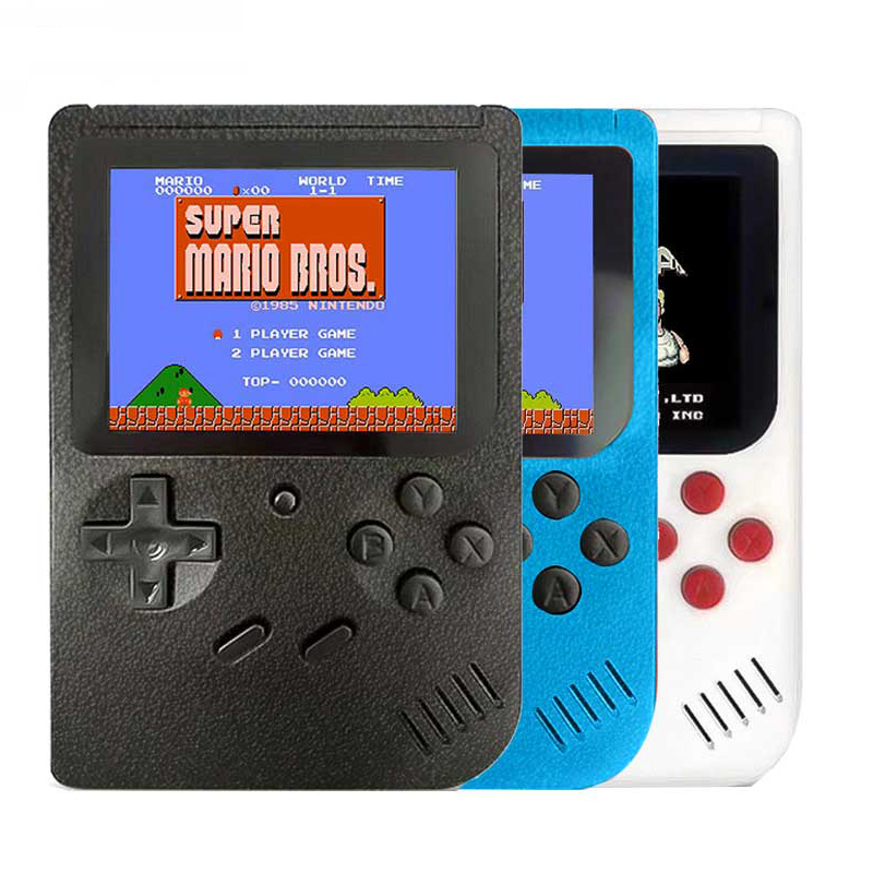 Mini Handheld Player Game-Console Video Retro-Game Gift Built-In Hot for Kids 500-In-1
