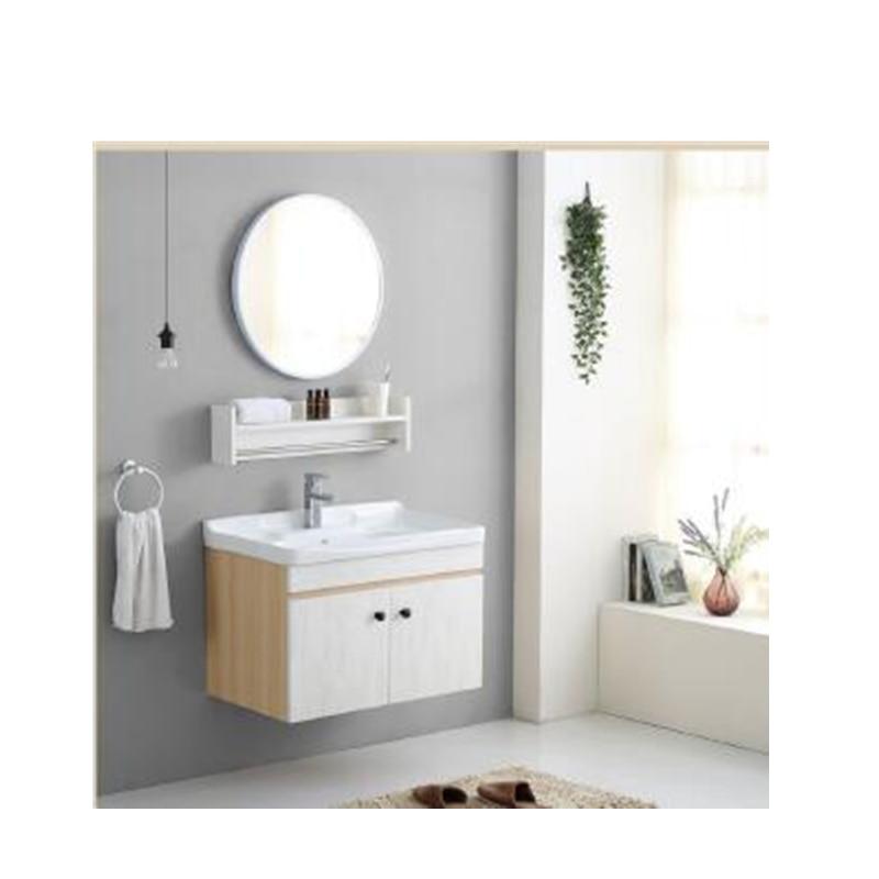 Wholesale Bathroom Vanities Wash Basin Cabinet Modern Pvc Bathroom Cabinet Aliexpress