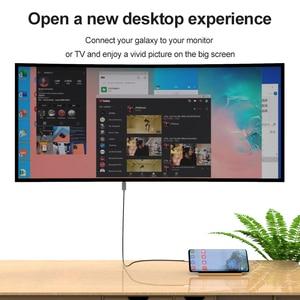 Image 4 - USB סוג C מתאם USB 4K 1080P HDMI ממיר עבור MacBook Samsung Galaxy S9/S8/הערה 9 Huawei USB C כבל וידאו כבל