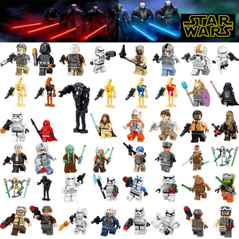 Star Wars legoing Lord Building Blocks bricks toys
