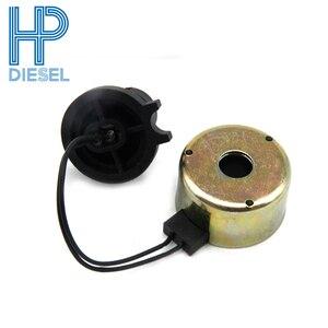 Image 2 - 4pcs/lot CATC7/C9 Pump Solenoid valve for Caterpillar 319 0670 319 0677 319 0676 319 0678 319 0675 Excavator E325D E329D E336D