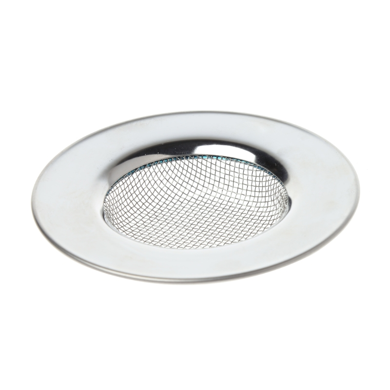 Mesh Kitchen Stainless Steel Sink Strainer Disposer Plug Drain Stopper Filter