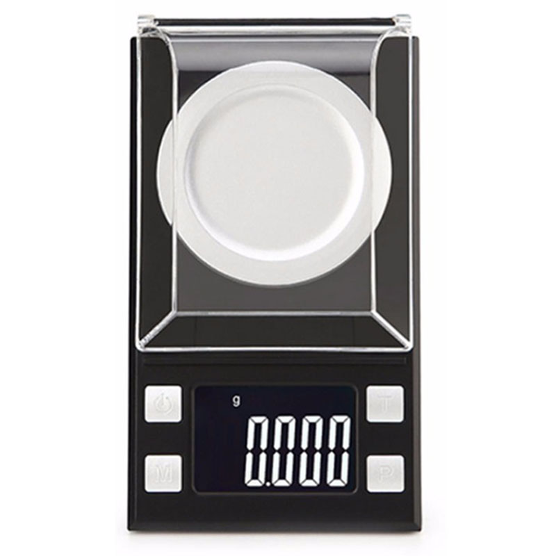10g Electronic Scales 0.001 Lcd Digital Scale Jewelry Medicinal Herbs Portable Lab Weight Milligram Scale