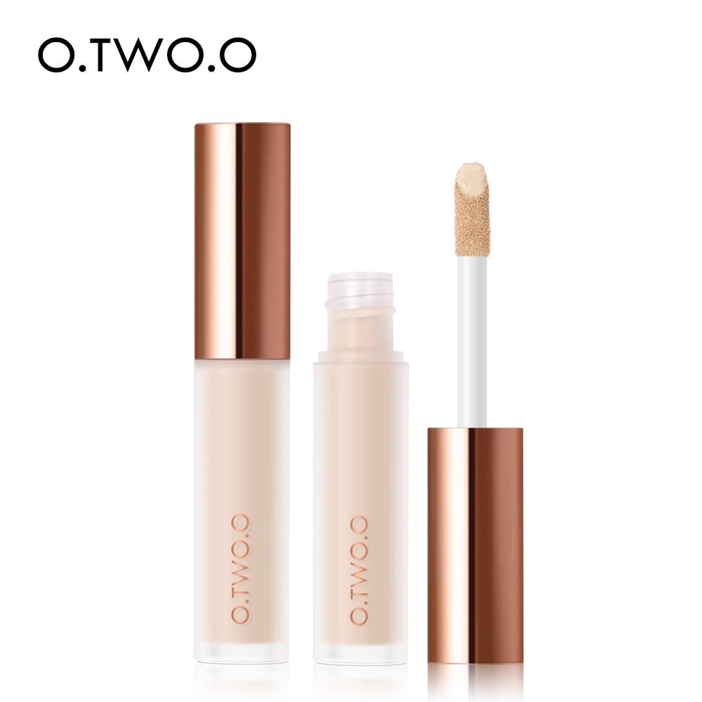 O.TWO.O консилер для лица макияж полное покрытие тату темные круги изменить тон кожи водонепроницаемый длительный жидкий консилер