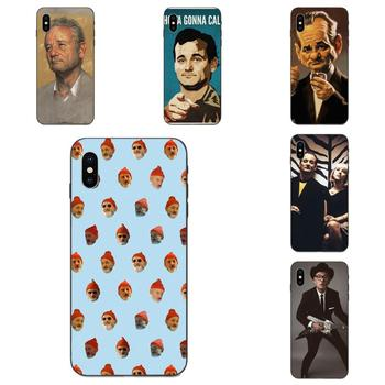 Soft Capa Bill Murray For Galaxy A3 A5 A6 A6s A7 A8 A9 A10 A20E A30 A40 A50 A60 A70 A80 A90 Plus 2018 image