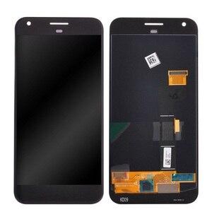 Image 3 - Pour HTC Nexus M1 Google Pixel XL écran LCD écran tactile numériseur assemblée Nexus S1 Google Pixel LCD remplacement de lécran