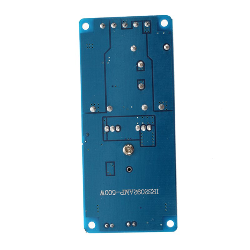 ABKK-IRS2092S 500W Mono Kanal Digital Verstärker Klasse D HIFI Power Amp Bord mit FAN