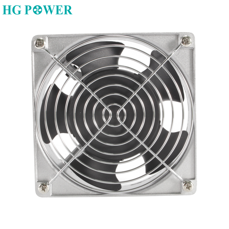 Silent Cooling Fan 220V 110V AC Extractor Exhaust Fan Toilet Kitchen Bathroom Wall Window Metal Axial Flow Cooler Blowbox Fan