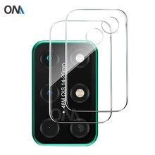 Oneplus 8t lente da câmera de vidro temperado para oneplus nord n10 5g n100 protetor de tela oneplus 8t voltar lente da câmera filme de vidro