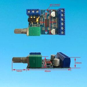 Image 3 - מגבר לוח ערוץ כפול סטריאו גבוהה כוח דיגיטלי אודיו 2*30W Amplificador DIY מודול 12 V  24V