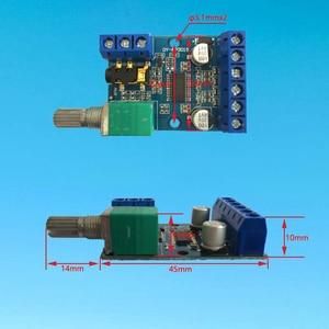 Image 3 - Versterker Boord Dual Channel Stereo High Power Digitale Audio 2*30W Amplificador Diy Module 12 V  24V