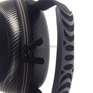 Image 5 - Di Cuoio DELLUNITÀ di elaborazione del Sacchetto di Spalla di Viaggi Custodia per il trasporto per DJI Occhiali FPV VR Occhiali Kit Dropship