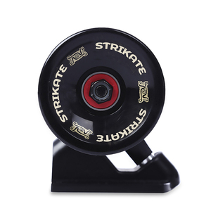 Image 4 - 7inch Longboard Truck with 70mm Wheels Complete 6mm riserpad 35mm hardware T tools Combo