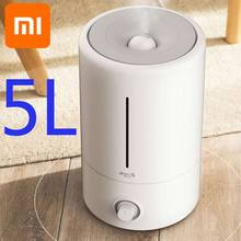 XiaoMi 5L High-capacity  Humidifier Aroma Diffuser Desktop Air Purifier Ultrasonic humidifier Mute Aromatherapy Air humidifier floor style humidifier home mute air aromatherapy machine bedroom high capacity essential oil diffuser
