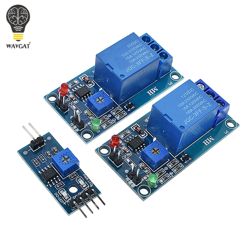 Snow Raindrops Detection Sensor Module Rain Weather Module Humidity For Arduino Relay Control Module Rain water sensor module