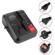 Battery Charger for Black Decker for Porter-cable for Stanley 10.8-18V Batteries