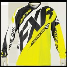 FXR MTB off-Road MOTO 2019 NEW Winter Motocross T-Shirts Dirt Bike Cycle Downhill Motorcycle Racing Jersey XT