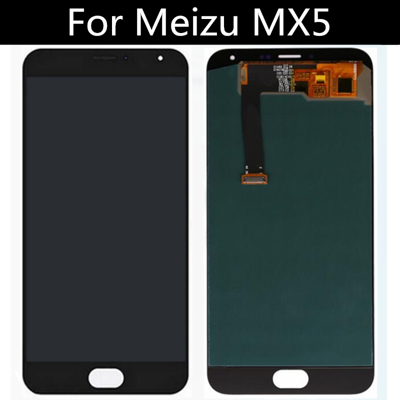 For <font><b>MEIZU</b></font> <font><b>MX5</b></font> <font><b>LCD</b></font> <font><b>Display</b></font>+<font><b>touch</b></font> <font><b>Screen</b></font>+Tools Digitizer Assembly Replacement Accessories 5.5