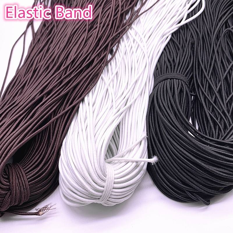 Elastic-Cord Jewelry Rubber-Band Diy-Accessories Round Making New