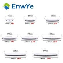 Enwye светодиодный ультра тонкий светильник 3 Вт 4 6 9 12 15